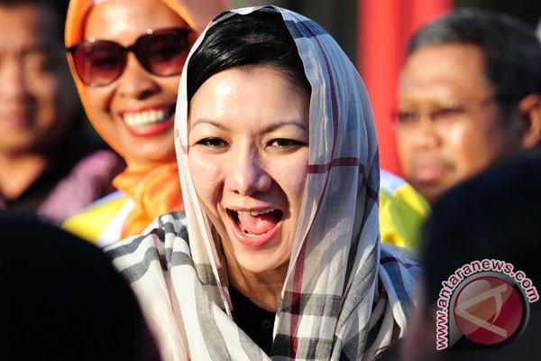 KPK Periksa Rita Widyasari sebagai Tersangka Gratifikasi