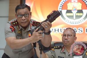 Polri: Senjata Arsenal SAGL Bukan Mematikan