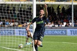 Inter Milan Samai Poin Juventus
