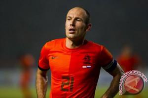 Robben Anggap Belanda Mustahil Lolos ke Piala Dunia