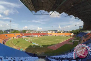 Stadion Segiri Dibenahi Jelang Borneo Lawan Thailand