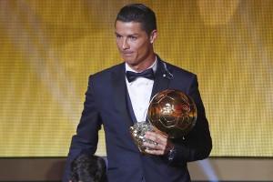 Ronaldo Calon Terkuat dalam Daftar 30 Calon Peraih Ballon d'Or