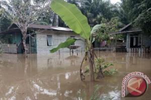 Warga Penajam Menduga Pembangunan Bendungan Penyebab Banjir
