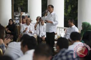 Resep Hidup Sehat ala Presiden Jokowi
