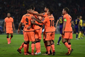 Liverpool Pesta Tujuh Gol ke Gawang Maribor