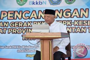 Gubernur: Delapan  Fungsi Keluarga  harus Dijalankan