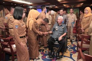 Gubernur: Lulusan IPDN Jangan Pilih-Pilih Lokasi Penugasan