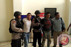Buronan BNNP Sulbar Ditangkap di Samarinda