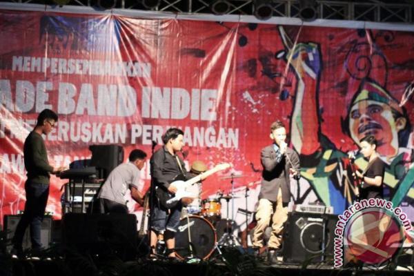 BNNK Samarinda Gelar Parade Band Indie