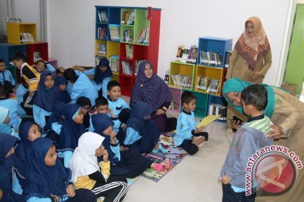 Dinas Perpustakaan Penajam Tumbuhkan Minat Baca Anak Sejak Dini