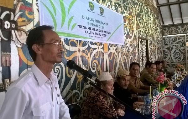 Pemprov Kaltim Dorong Desa Bentuk BUMDes