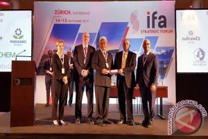 Pupuk Kaltim Raih Sertifikat Protect and Sustain dari IFA