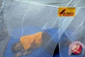 Dinkes Penajam Membagikan 12.000 Kelambu Antimalaria