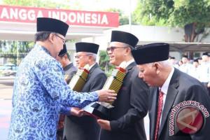 Syaharie Jaang Mendapat Apresiasi Atas  Diraihnya  Penghargaan