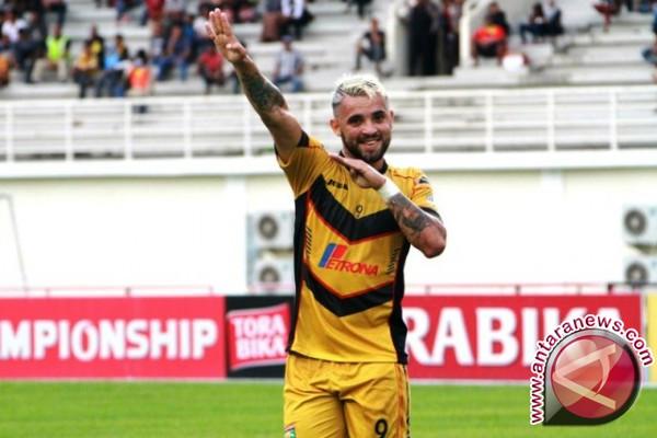 Borneo FC Rekrut Marlon Da Silva