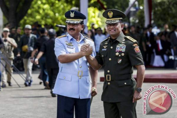 Serah Terima Jabatan Panglima TNI