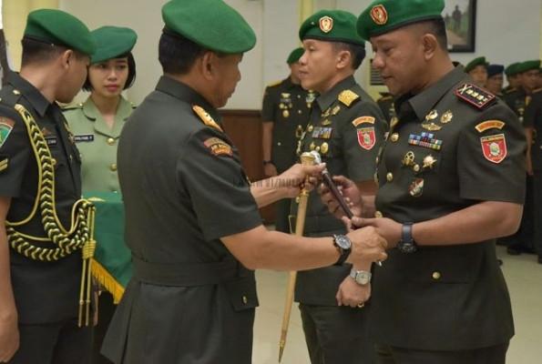 Kolonel Yudianto Putrajaya Jabat Danrem 101/Antasari