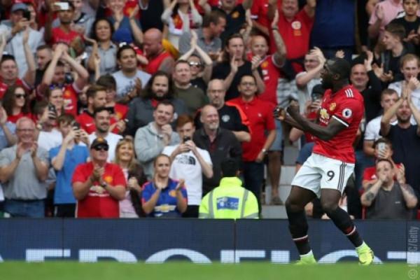 Lukaku Pahlawan Kemenangan Manchester United atas Bournemouth