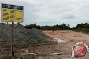 Kemajuan Proyek Coastal Road Penajam Baru 45 Persen