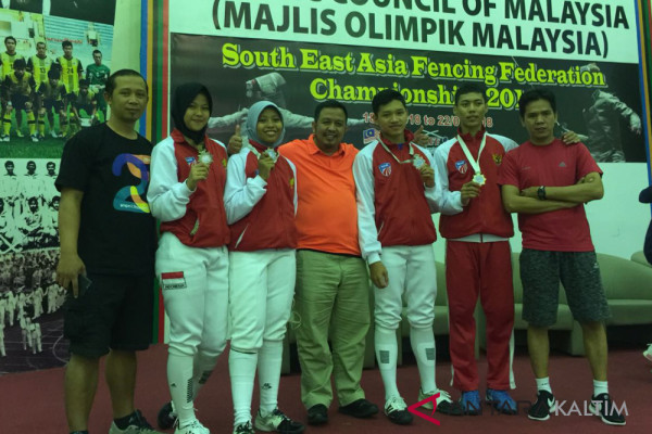 Indonesia tambah tiga medali perak SEAFF Championship