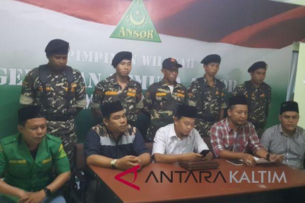 Ansor Kaltim Kawal Pilkada 2018 Berlangsung Damai