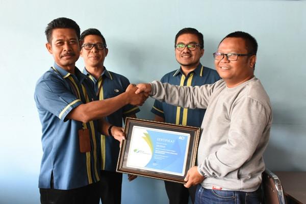 BPJS-TK Samarinda Dekati Perusahaan Besar Ajak Menjadi Peserta
