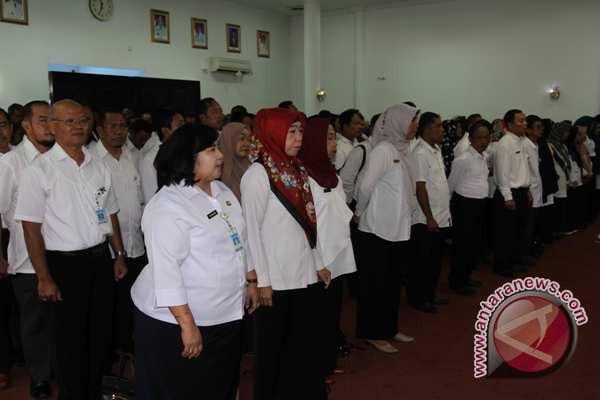 Bupati Paser Lantik 261 Pejabat Eselon II-IV