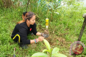 Komunitas Pemerhati Sungai Samarinda Rawat Riparian SKM