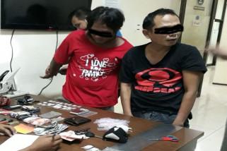 BNNP Kaltim tangkap dua pengedar sabu-sabu