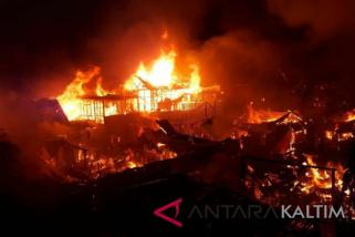 Uang Bantuan Korban Kebakaran Klandasan Ulu Diusulkan Jadi DP rumah