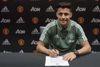 Sanchez sebut alasan tinggalkan Arsenal sama dengan Henry