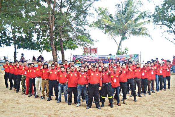 Puluhan relawan ikuti Jambore SAR di Balikpapan