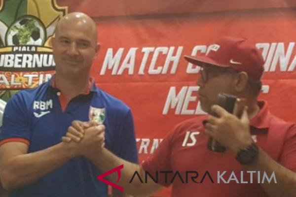 Pelatih Rafael Berges tinggalkan Mitra Kukar