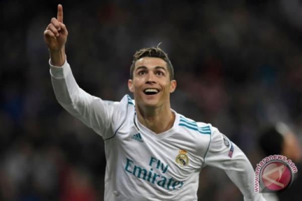 Real Madrid ditahan Bilbao 1-1, Ronaldo cetak gol penyelamat
