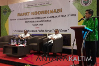 DPMPD: dana desa untuk gerakan ekonomi masyarakat