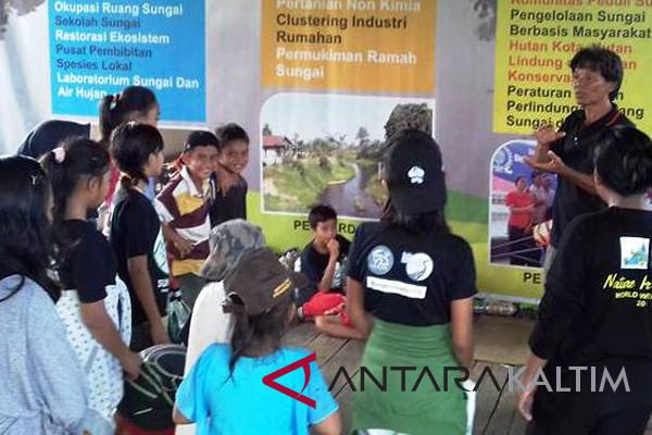GMSS-SKM ajarkan budaya sungai melalui jalur pendidikan formal