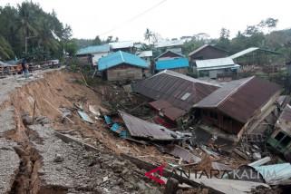 BNPB respon usulan bantuan korban longsor di Penajam