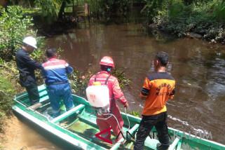 Sungai dan tambak warga Penajam terdampak pipa minyak bocor