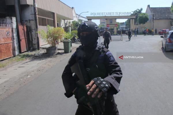 Anak pelaku teror bom Surabaya-Sidoarjo tidak bersekolah