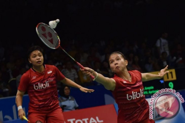 Tim Uber Indonesia gagal ke semifinal