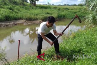 Komunitas GMSS-SKM rawat riparian demi ciptakan sungai bersih