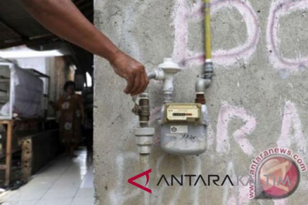 Pengaliran Gas Ke 4.270 Rumah Di Penajam Tunggu Penyambungan Pipa Pertamina