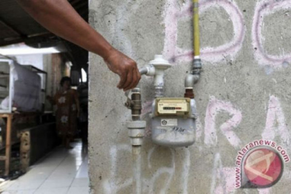 Warga Penajam tunggu realisasi pemasangan jaringan gas