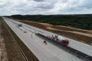 Pembebasan lahan tol Balikpapan-Samarinda tersisa 5 persen