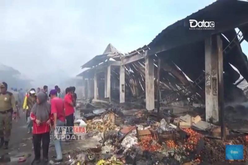 Pemkab Paser Usulkan Rp25 Miliar Bangun Pasar Senaken