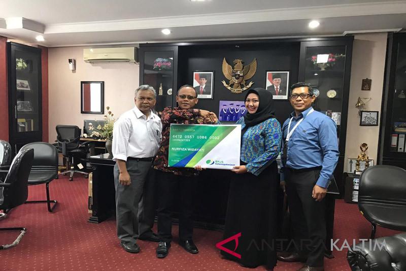 BPJS TK Samarinda Yakinkan Unmul Daftar Ribuan Karyawan