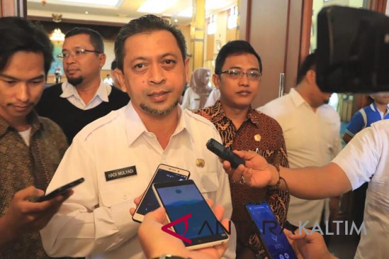 Wagub berharap peningkatan pertumbuhan ekonomi di Samarinda