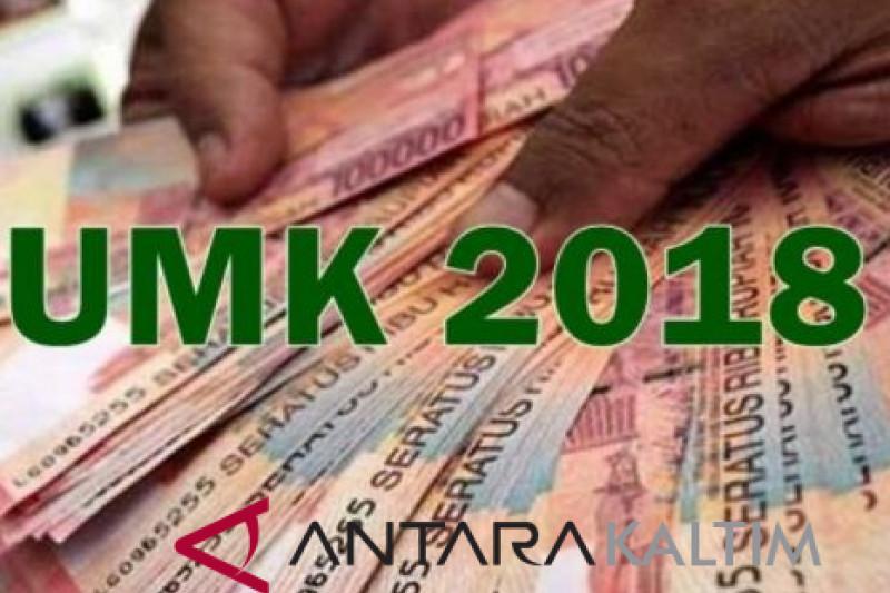 Upah minimum Kabupaten Penajam 2019 naik Rp224.000