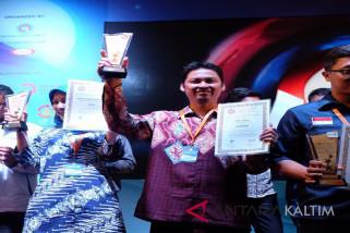 Pupuk Kaltim Raih Diamond, Tujuh Platinum dan Tiga Gold di TKMPN XXII dan IQPC 2018