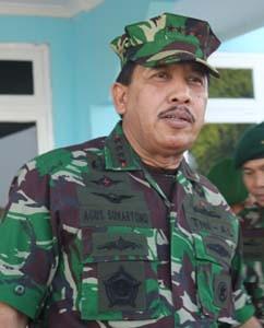 Batalyon Marinir Batam Diharapkan Berdiri 2014